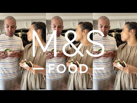 M&S Food   What's New this Summer   Rochelle Humes chooses her #MyMarksFave