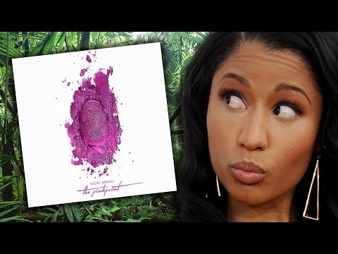 10 Songs We Love From Nicki Minaj's The Pinkprint