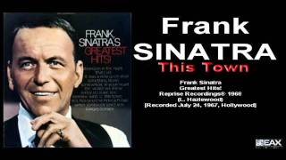 Frank Sinatra -This Town