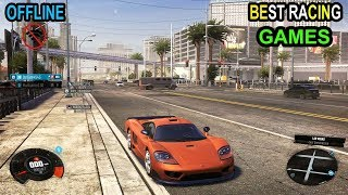 Top 10 Best Racing Games For Android And ios 2018-New Offline Android Games