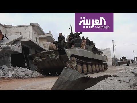النظام السوري يفرض سيطرته التامة على حلب  - نشر قبل 4 ساعة