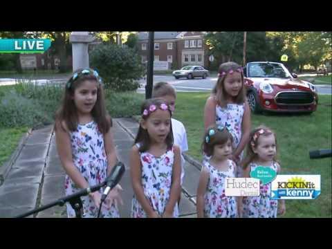 Anthem of the St. Sava Children's Choir Preview | Fox 8 News