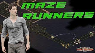 Maze Map  ( Command & Conquer - Yuri's Revenge )
