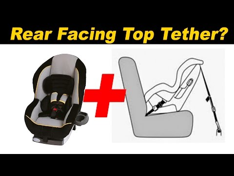 Rear Facing Child Seats and Top Tether Anchors