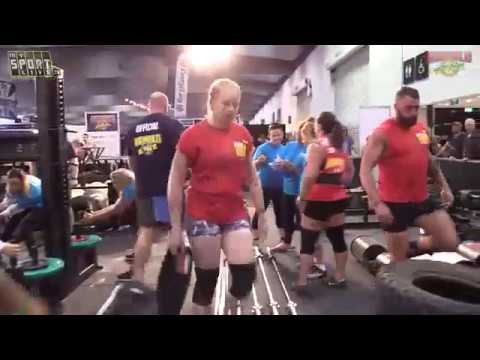 Arnold Classic Australia 2017 / Strongman & Strongwoman (Amateur, Pro) . Day-2. Live video