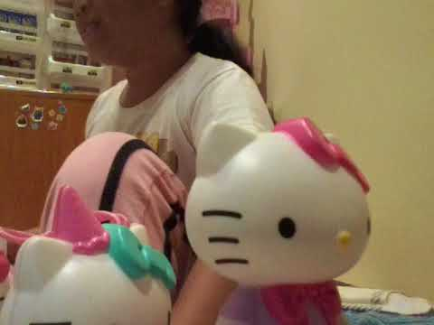 All Of My Favourite Toys (Mostly Hello Kitty)