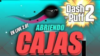 ABRIENDO CAJAS DEL DASH TILL PUFF 2 EN LIVE 2.0! - Bycraftxx
