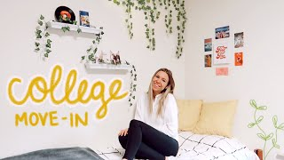 COLLEGE MOVE-IN VLOG 2020