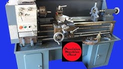 Enco 13x40 Metal Lathe 110-1351 Review Gunsmith Lathe