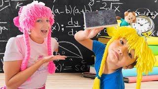 Nellita Hace su Tarea - Teaching Kids how to do Homework