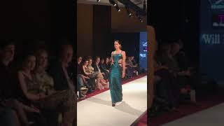 PAULA BATURONE for WILL FRANCO in London Fashion Week