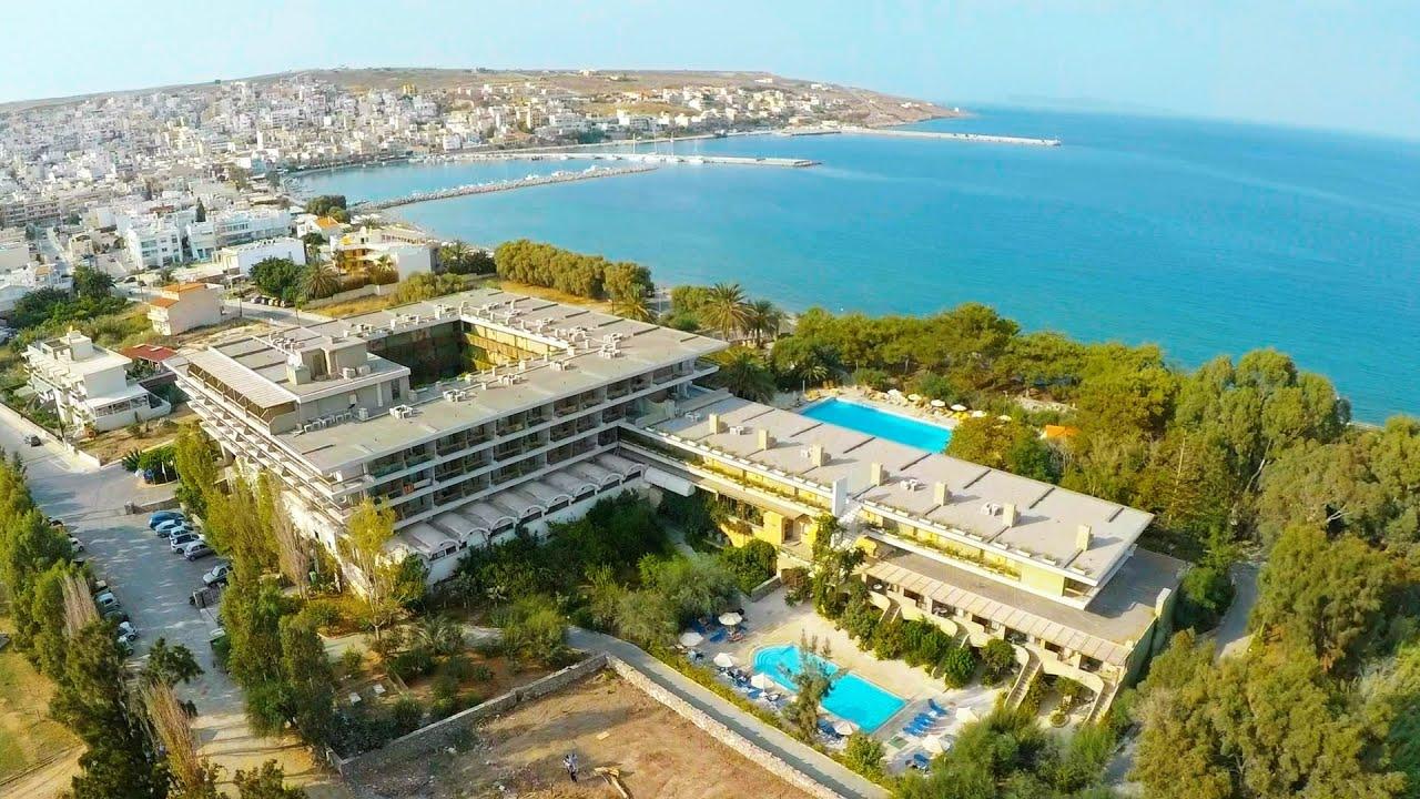 Apollonia Beach Hotel Kreta Video