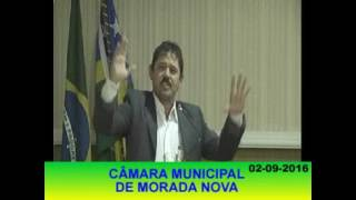 Pronunciamento Jeovane Barros 02 09 16