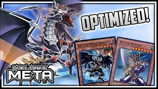 optimized red eyes yu gi oh duel links