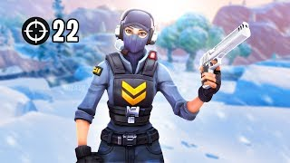22 Kills Solo | Console - Fortnite