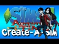 Sims 4 Adventure Time CAS Marceline And Marshall Lee mp3