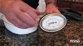 How To | Remove Moisture from the Thermometer