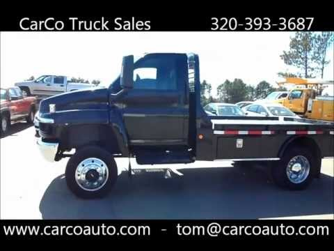 Chevrolet C4500 4x4 Flat Bed For Sale by Carco