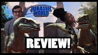 Jurassic World Review! - CineFix Now