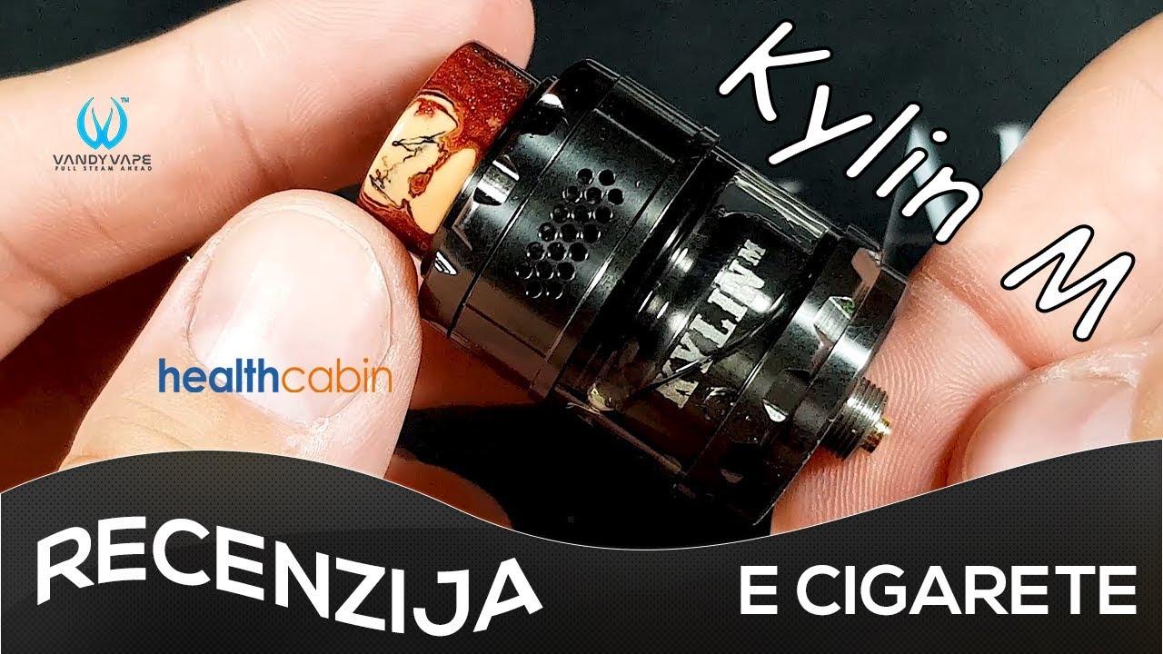 Kylin M | Mesh RTA | Recenzija