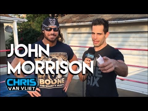 John Morrison on Ricochet's WWE debut, marrying Taya, Roman Reigns, The Miz, Lucha Season 4