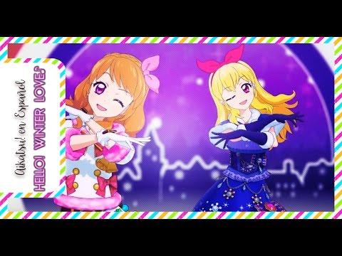 Aikatsu! Hello! Winter Love♪ – Luminas, Juri, Ichigo & Mizuki【Sub Español】