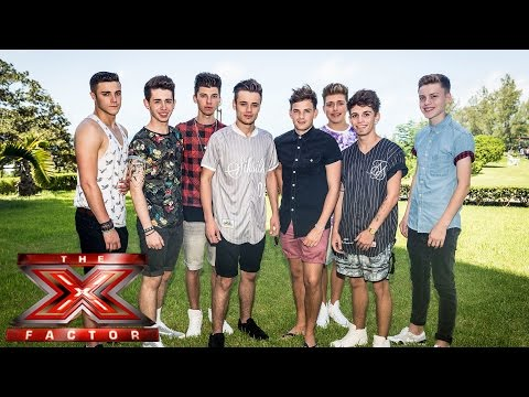 New Boyband sing Justin Timberlake's Mirrors | Judges' Houses | The X Factor UK 2014