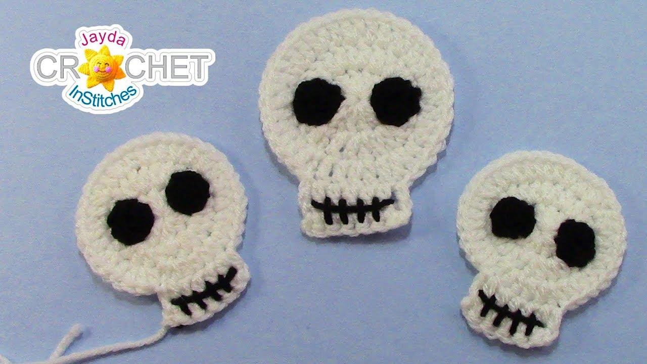 Halloween Skeleton Crochet Patterns! | Halloween crochet patterns ... | 720x1280