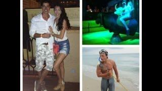 VLOG: Spearfishing,naked cowboy & bull riding