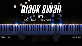 BTS (방탄소년단) - Black Swan | Piano Cover by Pianella Piano