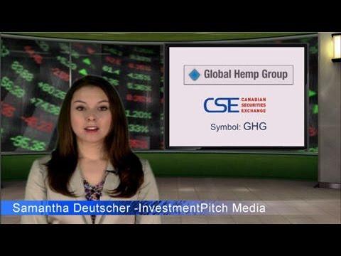 Global Hemp Group (CSE: GHG) Begins Trading On The CSE (Canadian Securities Exchange)