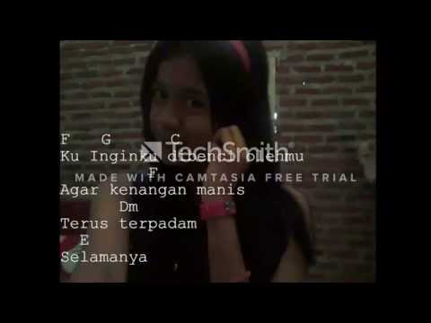 Aiman Tino - Ku Rela Dibenci chord and lirik cover Renanda Agung
