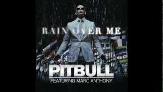 Pitbull ft. Marc Anthony - Rain Over Me (sleb remix)