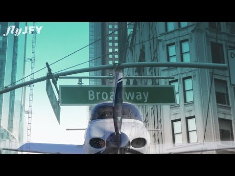 Surprise Overnight to New York City in a Cirrus SR22 - Flight & Times Square