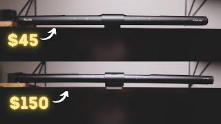 BenQ vs Quntis Monitor Light Bar - 3 Minute comparison