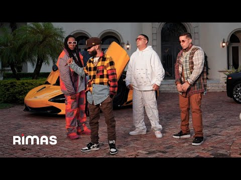 Arcangel x De La Ghetto x Yaga & Mackie – Aparentemente 2 (Video Oficial)