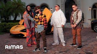 Arcangel x De La Ghetto x Yaga & Mackie - Aparentemente 2 (Video Oficial)