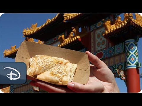 Eat Around the World at Epcot for $5 | Walt Disney World