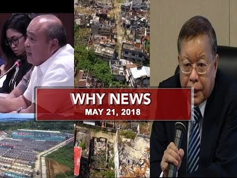 UNTV: Why News (May 21, 2018)