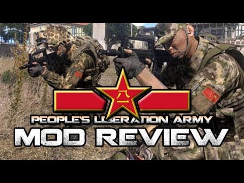 ArmA 3 ► People's Liberation Army, Mod Review
