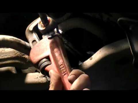 Хендай Элантра как поменять рулевую тягу/Hyundai Elantra  How To Change Steering Traction