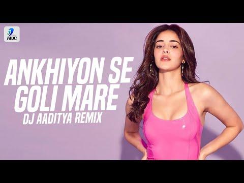ankhiyon-se-goli-mare-(remix)-|-dj-aaditya-|-kartik-aaryan-|-bhumi-pednekar-|-ananya-panday