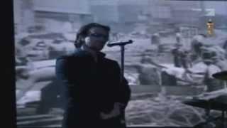 U2 The Hands That Built America Oscars