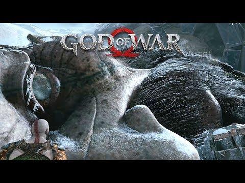 GOD OF WAR - #15: Cabeça de Thamur! (Gameplay em 4K do PS4 Pro)