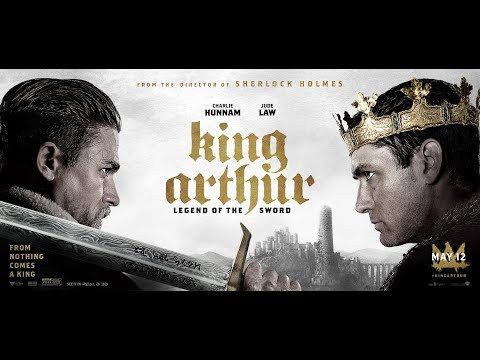 King Arthur Trailer HD German (2017) Special
