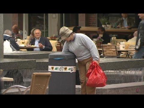 La pobreza en Alemania - reporter
