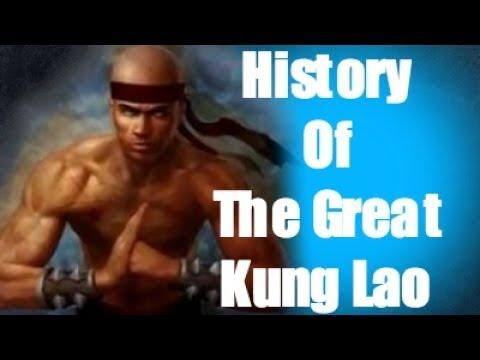 History Of The Great Kung Lao Mortal Kombat X