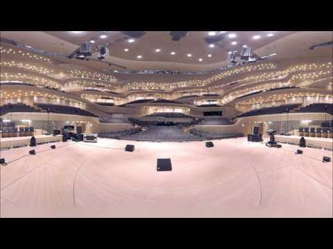 Elbphilharmonie 360° | A cultural landmark where all music meets