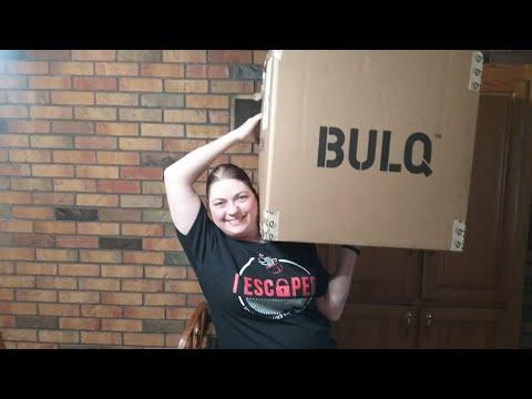 Bulq.com Unboxing Video $74.00 New Craft Supplies Box 80 Items
