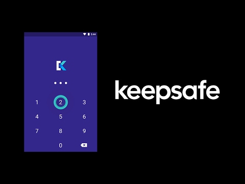 Keepsafe Photo Vault App Preview for Android